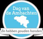 dag van de ambachten logo
