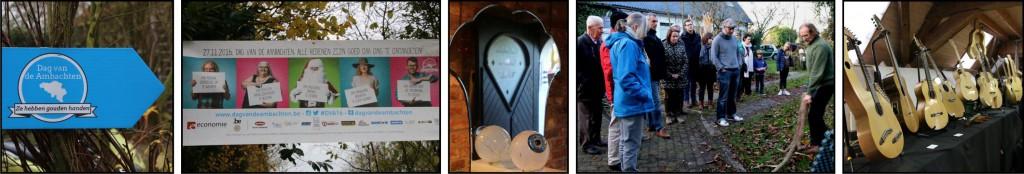 De Richting   -   De toegang    -    met het oog op de Open Deur   -   de bezoekers   -   De instrumenten