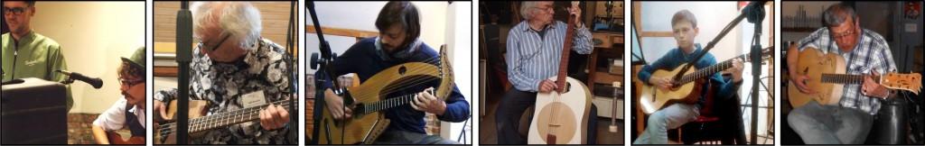 Test de instrumenten uit voor publiek en toon je muzikaal talent. Je ontvangt een lekker ambachtelijk Hellegatbier om je keel te smeren